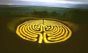 da Focus labirinto di Alkborough (GB)